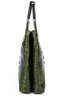 Сумка Gilda Tonelli                                                                                                              зелёный цвет