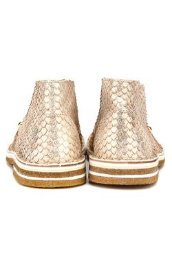 Ботинки Gilda Tonelli                                                                                                              бежевый цвет