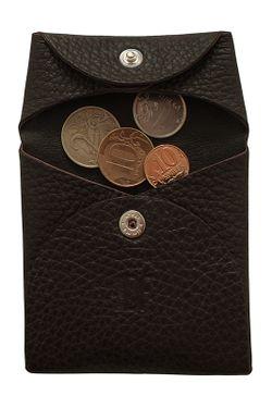 Кошелек-Монетница Dimanche                                                                                                              коричневый цвет