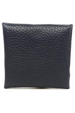 Кошелек-Монетница Dimanche                                                                                                              синий цвет