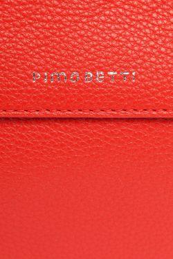 Кроссбоди Pimobetti                                                                                                              красный цвет