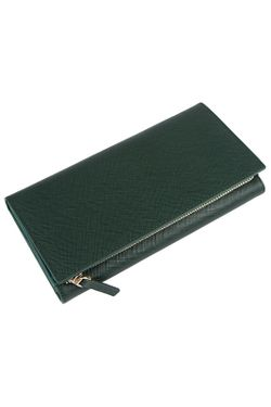 Кошелек Eleganzza                                                                                                              зелёный цвет