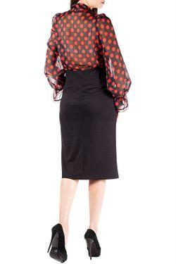 Платье Mannon                                                                                                              красный цвет