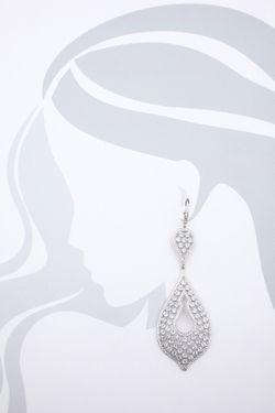 Серьги Silver Dreams                                                                                                              белый цвет