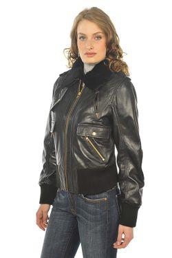 Куртка Arturo                                                                                                              чёрный цвет