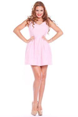 Платье Collezione Di Ines                                                                                                              розовый цвет