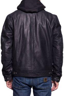 Куртка John & Yoko                                                                                                              чёрный цвет