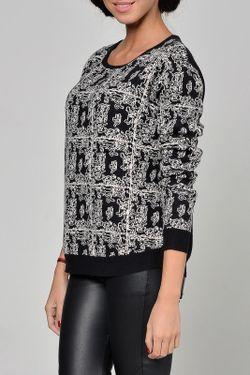 Пуловер Joins                                                                                                              белый цвет