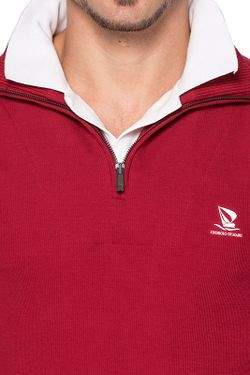 Пуловер Giorgio Di Mare                                                                                                              красный цвет
