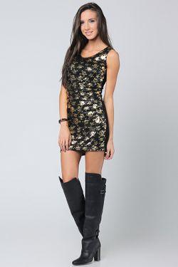 Платье Cocogio                                                                                                              None цвет