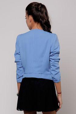 Блейзер Carla Giannini                                                                                                              синий цвет