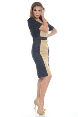 Платье Bellissima                                                                                                              коричневый цвет