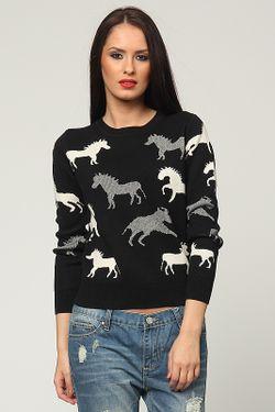 Пуловер Carla Giannini                                                                                                              None цвет