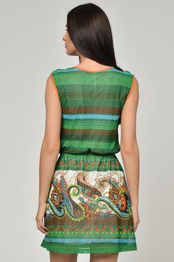 Платье Nero Su Bianco                                                                                                              коричневый цвет