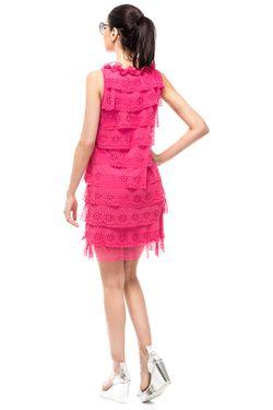 Платье Joana Danciu                                                                                                              розовый цвет