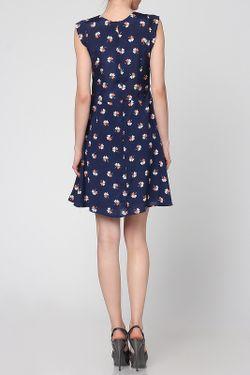 Платье Grazia                                                                                                              синий цвет