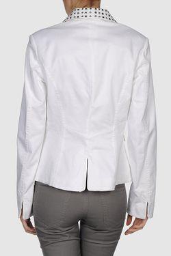Блейзер Class Roberto Cavalli                                                                                                              белый цвет