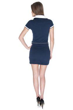 Платье Giorgio Di Mare                                                                                                              синий цвет