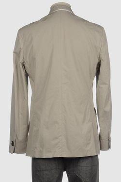 Пиджак Mario Matteo                                                                                                              серый цвет