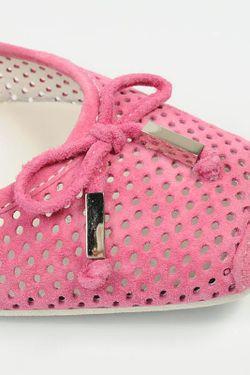 Туфли Anne Klein                                                                                                              розовый цвет
