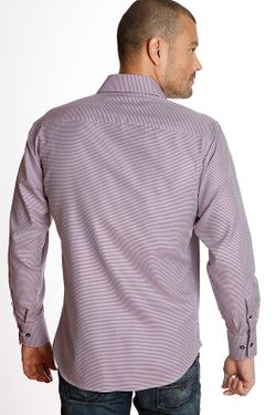 Рубашка Gazoil                                                                                                              фиолетовый цвет
