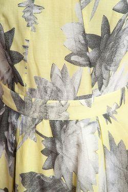 Платье French Connection                                                                                                              желтый цвет