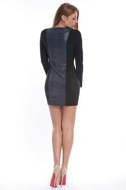 Платье Collezione Di Ines                                                                                                              черный цвет