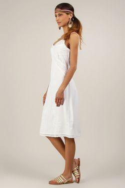 Платье Coline                                                                                                              белый цвет
