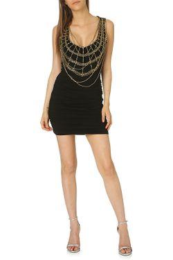 Платье Orna Farho                                                                                                              чёрный цвет