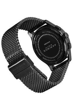 Часы Akribos Xxiv                                                                                                              чёрный цвет