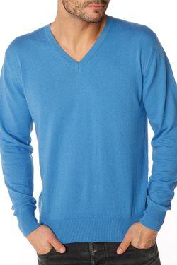 Пуловер Gazoil                                                                                                              синий цвет
