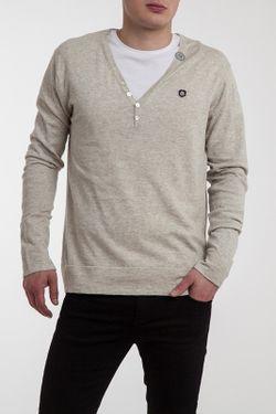 Пуловер SCOTCH & SODA                                                                                                              серый цвет