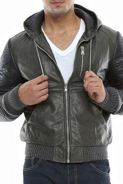 Куртка L.Y.N.N By Carla Ferreri                                                                                                              серый цвет