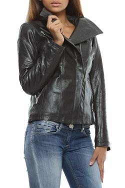 Куртка L.Y.N.N By Carla Ferreri                                                                                                              коричневый цвет