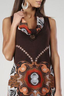 Сарафан Ibiza Line                                                                                                              коричневый цвет