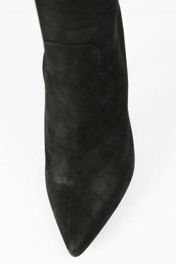 Сапоги Nando Muzi                                                                                                              черный цвет