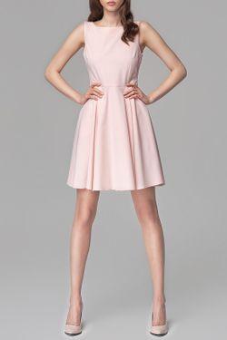 Платье MISEBLA                                                                                                              розовый цвет