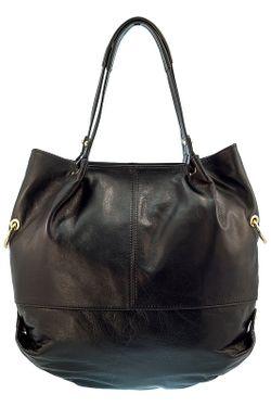 Сумка Lisa minardi                                                                                                              чёрный цвет