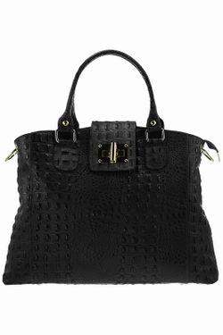 Сумка Lisa minardi                                                                                                              черный цвет