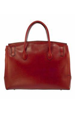Сумка Lisa minardi                                                                                                              красный цвет