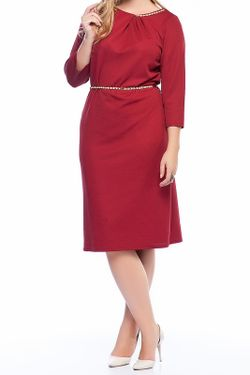Платье Melisita                                                                                                              красный цвет