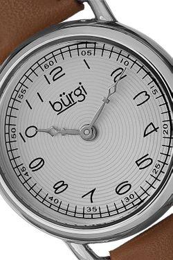 Часы Buergi                                                                                                              Серебряный цвет