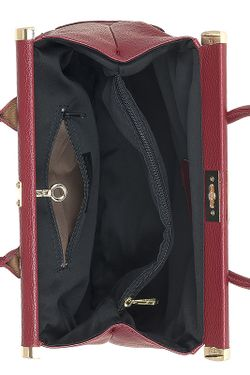 Сумка Pitti bags                                                                                                              красный цвет