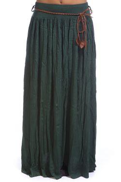 Юбка La jolie modeuse                                                                                                              зелёный цвет