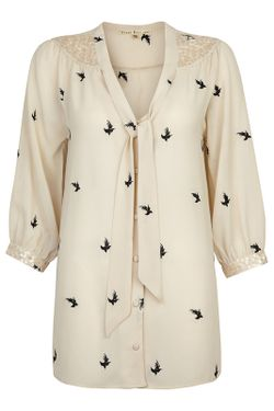 Блуза Uttam Boutique                                                                                                              бежевый цвет