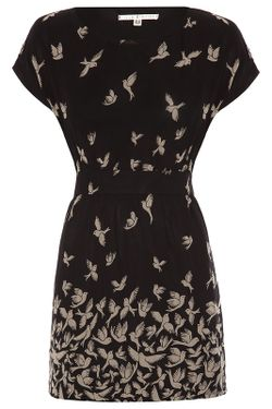 Платье Uttam Boutique                                                                                                              чёрный цвет