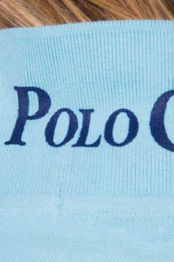 Футболка-Поло POLO CLUB С.H.A.                                                                                                              желтый цвет