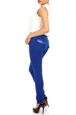 Брюки Moe                                                                                                              синий цвет