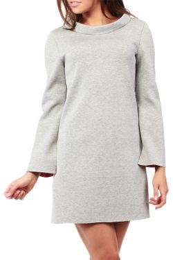 Платье Moe                                                                                                              серый цвет