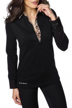 Рубашка-Поло Gazoil                                                                                                              черный цвет